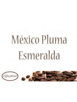 MÉXICO PLUMA ESMERALDA