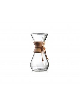 Cafetera Filtro Chemex 6 tazas