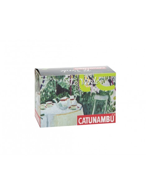 Té verde Catunambú