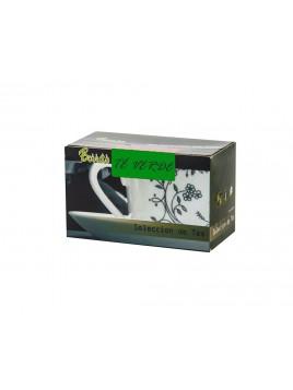 Té verde Borrás