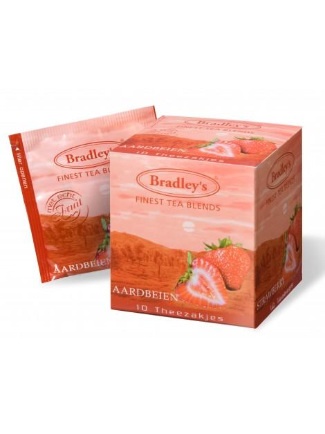TEA BAGS STRAWBERRY 10 UND