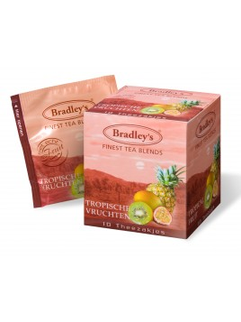 TEA BAGS TROPICAL FRUIT 10 UND