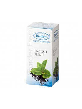 TEA BAGS ENGLISH BLEND 25 UND