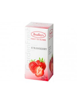 TEA BAGS STRAWBERRY EST 25 UND
