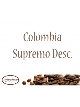 COLOMBIA SUPREMO DESCAF.