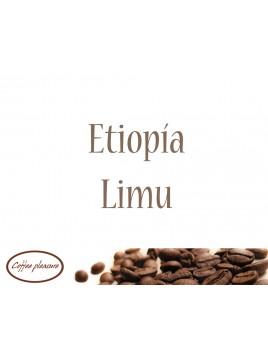 ETIOPÍA ARÁBICA LAVADO LIMMU