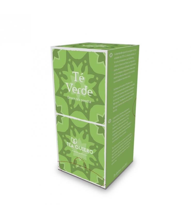 Green Tea · Tea Quiero