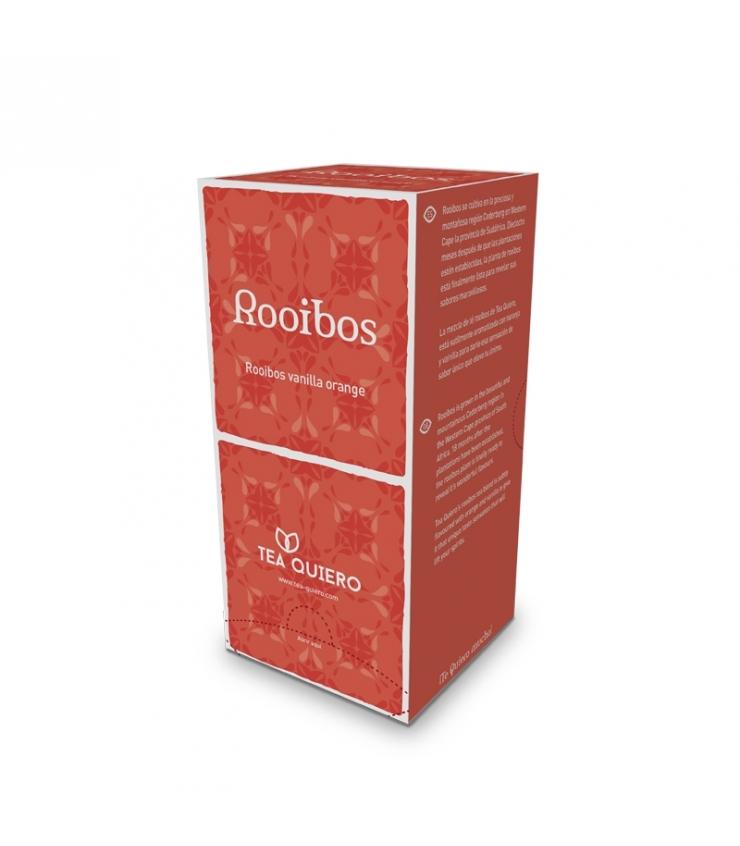 Infusión Rooibos · Tea Quiero