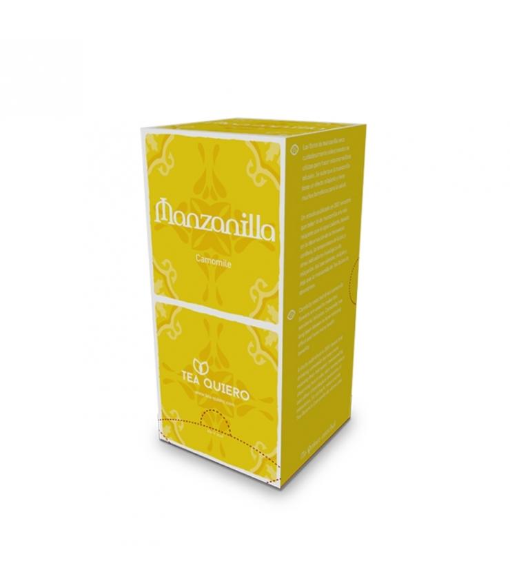 Camomille · Tea Quiero