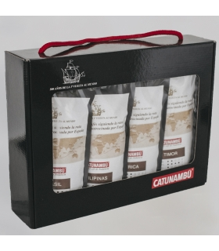 Caja de café Gourmet ·...